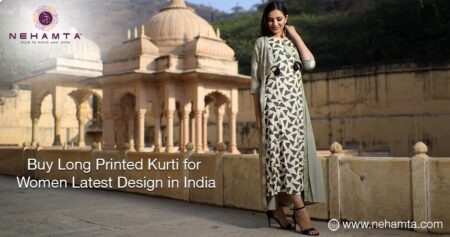 Buy Latest Trending Kurti For Women Online in India
